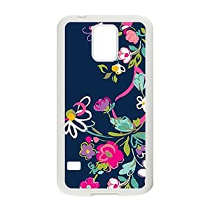 Elegant flowers Cell Phone Case for Samsung Galaxy S5