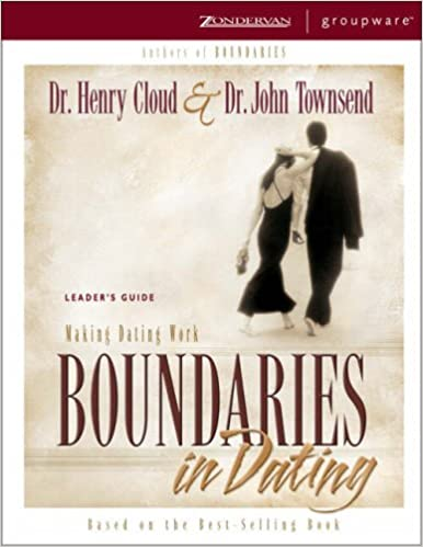 Cloud and townsend dating book