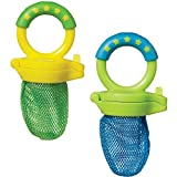 Munchkin 43302 Fresh Food Feeder, 2-Pack (Colors May Vary)