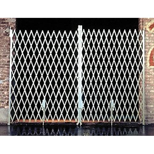 Beacon Galvanized Heavy Duty Steel Folding Gate Gate Type