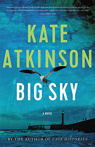 Book cover from Big Sky by Kate Atkinson