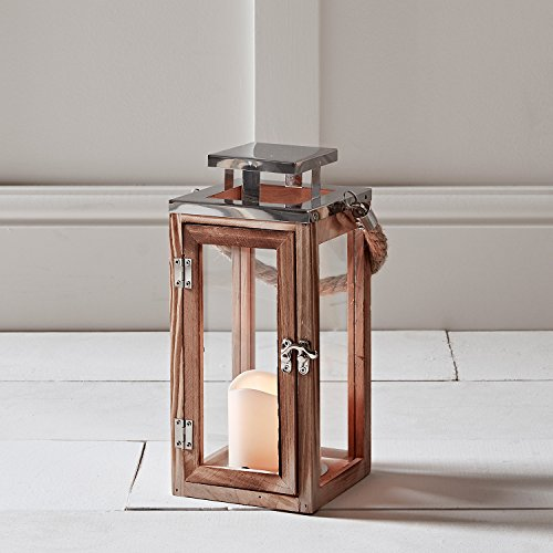 Regular Battery Operated Flameless Lantern product image