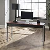 """OFM Core Collection 24"""" x 60"""" Multi-Purpose Utility Table, in Cherry"""