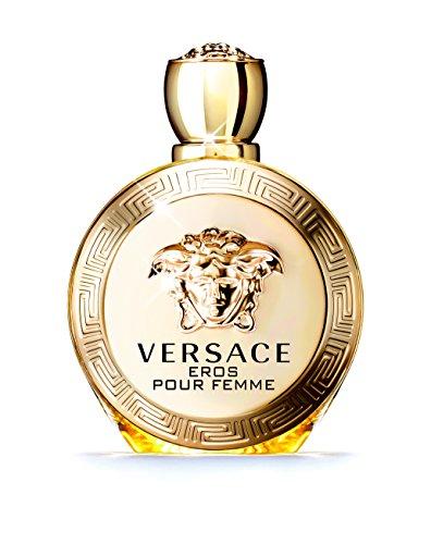 Versace Eros Pour Femme Eau de Parfum Spray, 3.4 Ounce Femme Parfum