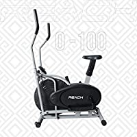 Reach Orbitrek Orbitrack Exercise Cycle and Cross Trainer