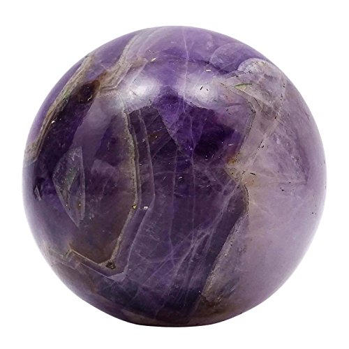 Purple Amethyst Ball - 9