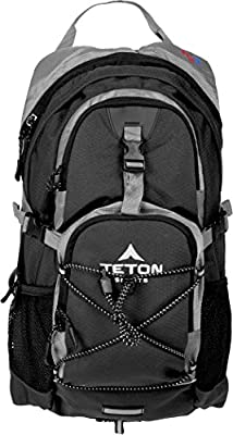 Best Hydration Pack for Mountain Biking;TETON Sports Oasis 1100 Hydration Pack