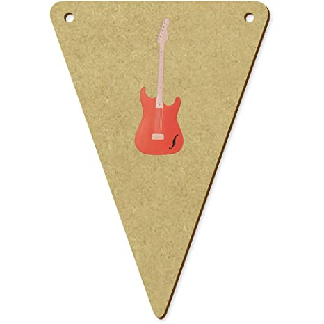 Azeeda 5 x 100mm Guitarra Eléctrica Banderines / Banderas (BN00058778)