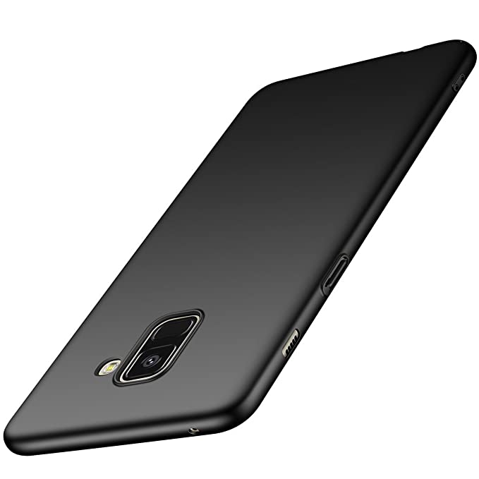 Amazon.com: Galaxy A8/Galaxy A8 Plus 2018 Funda Cover ...