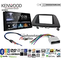 Volunteer Audio Kenwood DDX9904S Double Din Radio Install Kit with Apple CarPlay Android Auto Bluetooth Fits 2008-2010 Honda Odyssey