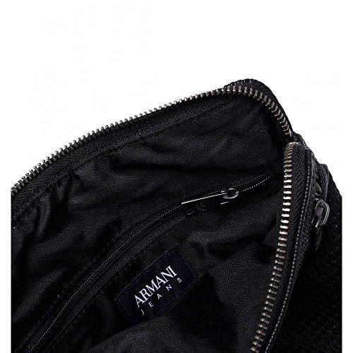 Armani Jeans Messenger bag man black
