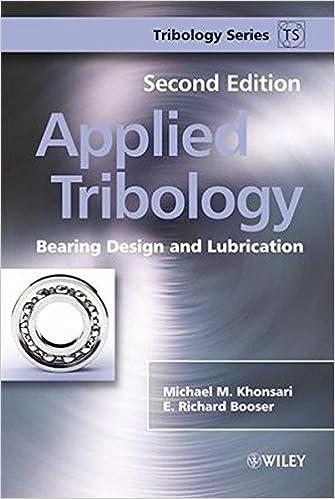 Tribology Textbook Pdf