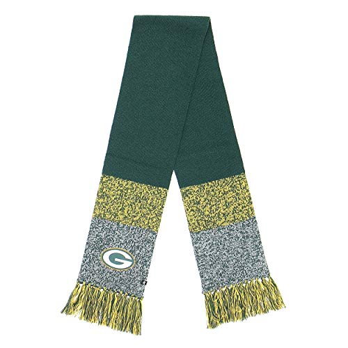 '47 Brand Green Bay Packers Static Men's Scarf - NFL, One Size, Winter Knit Scarf