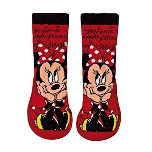 Disney Cars Planes Minnie Mickey - Zapatillas de medias ABS Calcetines: Amazon.es: Ropa y accesorios
