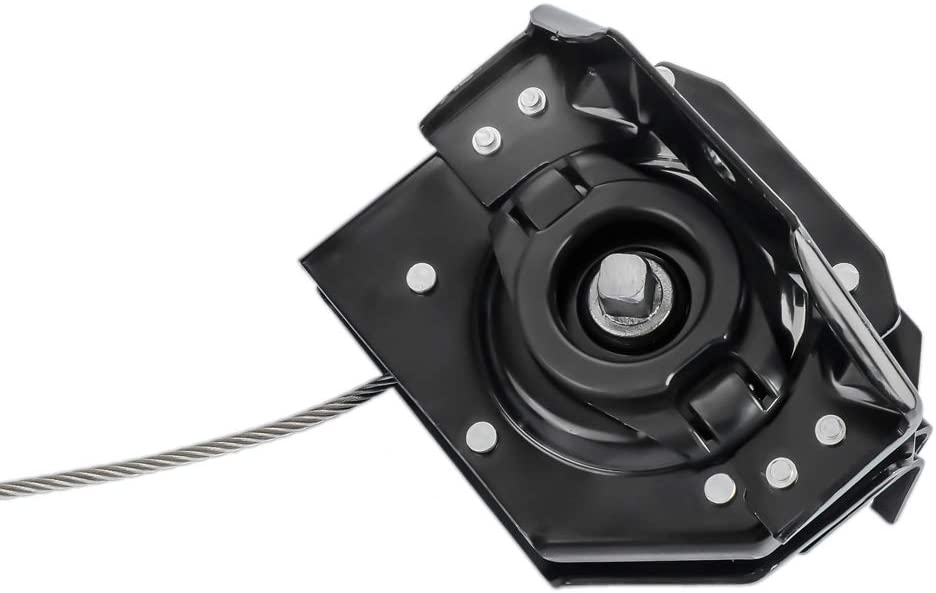 Spare Tire Winch Carrier Hoist for 02-06 Avalanche 1500//01-14 Suburban 1500//01-20 Tahoe 01-14 Yukon Xl 1500 2500 replaces 924-517 15079644 15190799 15204233 22968178 22968179