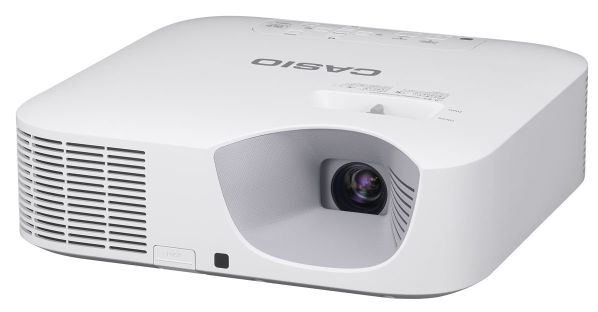 Casio XJ-F210WN Video - Proyector (3500 lúmenes ANSI, DLP, WXGA (1280x800), 20000:1, 16:10, 889 - 7620 mm (35 - 300
