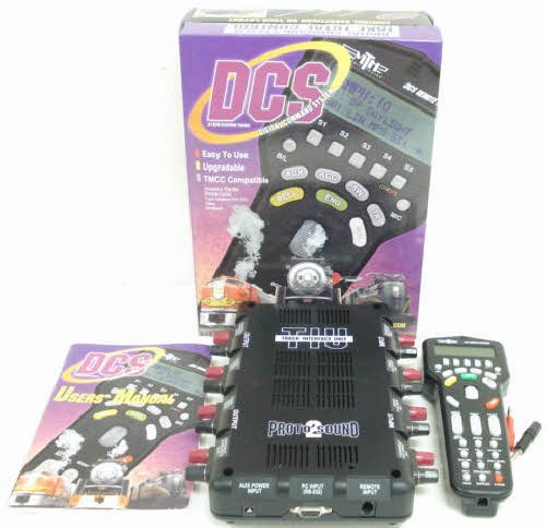 DCS Remote Control System by M.T.H. Electric Trains