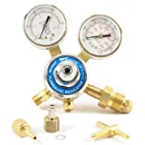 Forney 85363 Argon/CO2 Regulator Kit for Mig Welder, 5/32-Inch