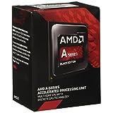 AMD CPU AD740KYBJABOX APU A6 X2 7400K FM2+ 1MB 3900MHz BOX 65W Black