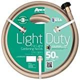 Apex 7400-50, Light Duty Garden Hose, 1/2-Inch by 50-Feet