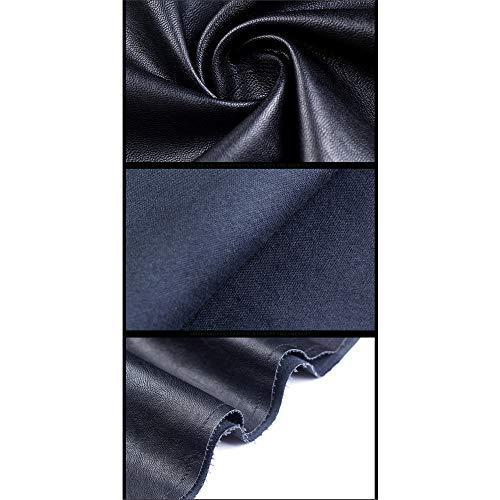 Cuello Manga Ajustada Elegante Fiesta Negro Noche Formal Larga Falda Acampanado Larga Y Redondo Cóctel Las Midi De Con La Señoras Vestido qf1vw01
