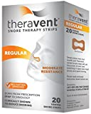 Theravent Snore Therapy Strips, Regular