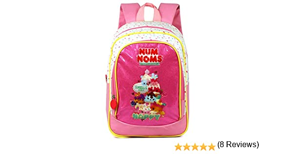 Num Noms Backpack - Scented Birthday Midi School Backpack: Amazon ...