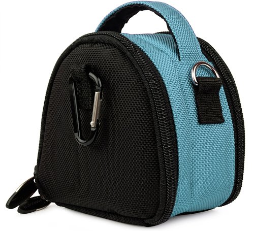 Light Blue Limited Edition Camera Bag Carrying Case with ...