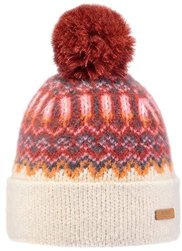 Beanie Pom Fleece Drew Cream Lined Womens Pom Hat Winter BARTS 0vC7Hqxy
