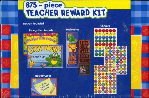 75 pieces by Paper Magic (Teacher Reward Kit)