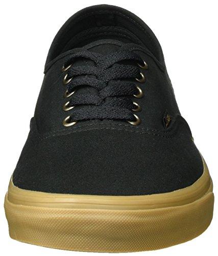 Noir Vans Mixte blacklight Adulte Gum Authentic De Running Chaussures qRwUYqT