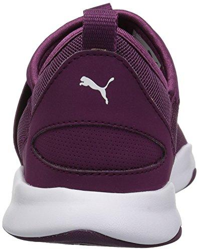 Puma Mens Dare Sneaker Dark Purple-dark Purple