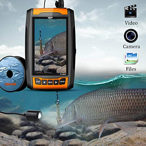 Lucky Underwater Fishing Camera