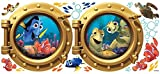 nemo window decals - Roommates Rmk2060Gm Finding Nemo Peel And Stick Giant Wall Decals
