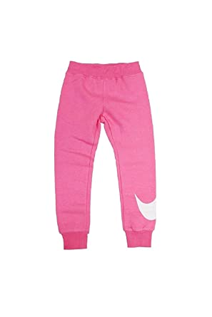 1e6f86093cc7e Nike Little Girls' N40 Cuff Fleece Pants