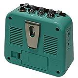 Danelectro Honeytone N-10 Guitar Mini Amp, Aqua