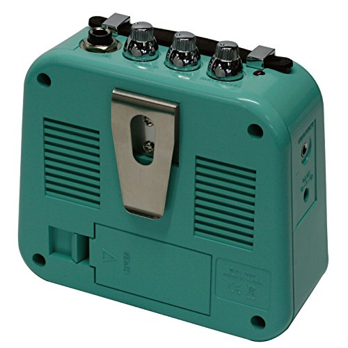 Large Product Image of Danelectro Honeytone N-10 Guitar Mini Amp, Aqua