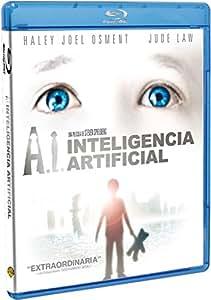 A.I: Inteligencia Artificial [Blu-ray]