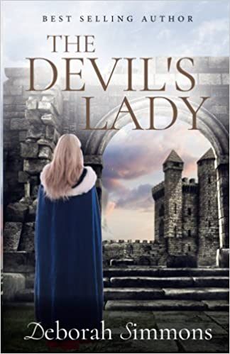 Image result for The Devil's Lady de Deborah Simmons