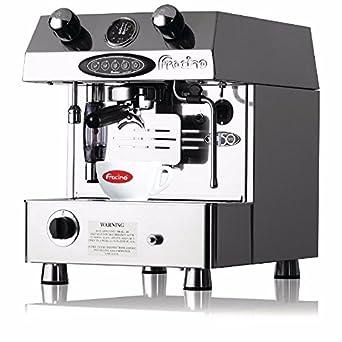Fracino con1e/GLP Contempo automático doble combustible Espresso máquina de café, Grupo 1: Amazon.es: Industria, empresas y ciencia