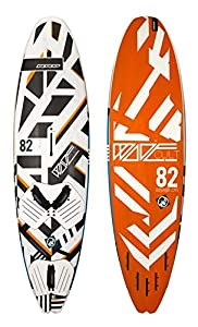 RRD Wave Cult LTD Quad V6 Windsurfboard 2017 - 82L