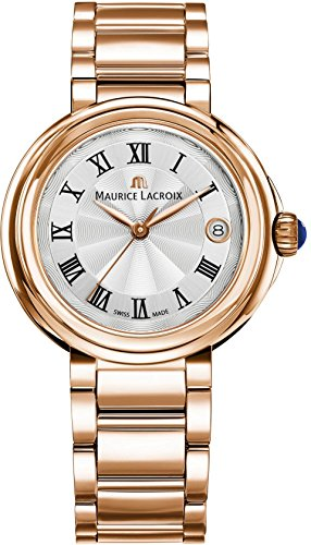 Maurice Lacroix Fiaba Round FA1007-PVP06-110-1 Wristwatch for women Very elegant