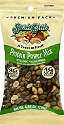 Snak Club Premium Pack Power Protein Mix 4.5 oz / 6pk