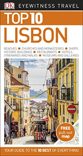 Top 10 Lisbon (Eyewitness Top 10 Travel Guide) by DK Travel