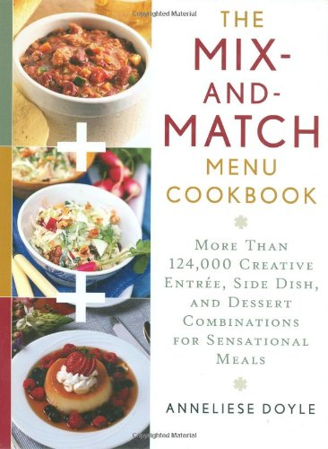 nu Cookbook: More than 124,000 Creative Appetizer, Entree, and Dessert Combinations for Sensational Meals ()