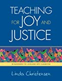 Teaching for Joy and Justice, Linda Christensen, 0942961439