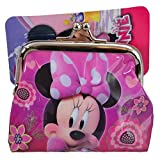 Disney Minnie Mouse Coin Purse Metal Clasp (1 Pack)