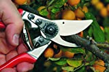 Felco Pruning Shears (F 9) - High Performance Swiss Made One-Hand Left-Handed Garden Pruners