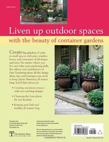 Container Gardening 48 Design Ideas StepbyStep Techniques Enchanting Container Garden Design Property