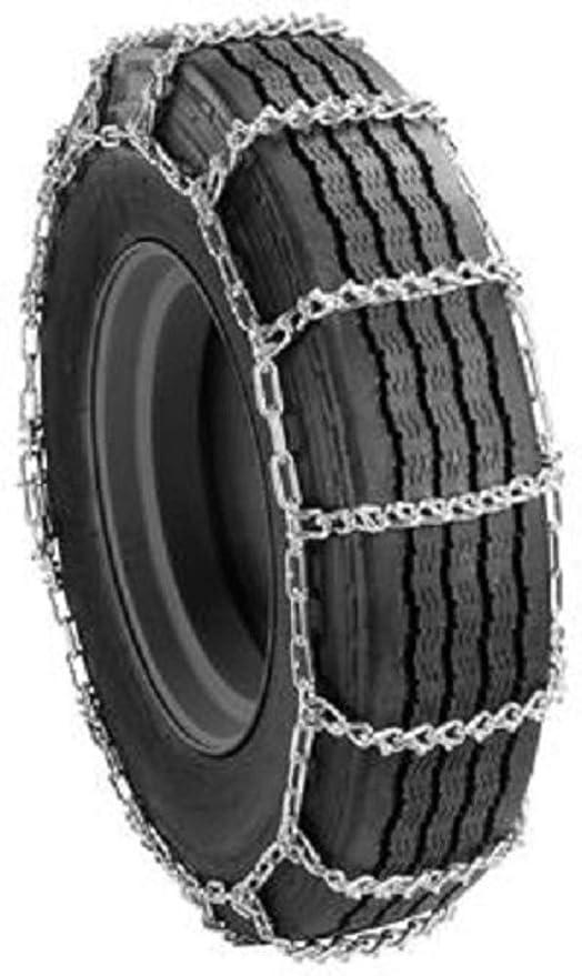 TireChain.com Compatible with Nissan Leaf SV 2011-2012 P205//55R16 Diamond Tire Chains